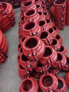 Repair Clamp, Repair Collar, Encapsulation Collar, Split Collar for Straight Galvanized Pipe and Steel Pipe, on-Line Leak Repair pictures & photos