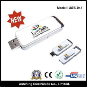 Push and Pull USB Memory Stick (USB-041) pictures & photos