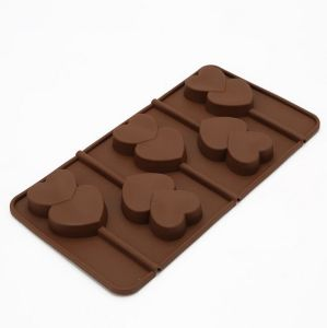 Dessert Tools Lovely Silicone Chocolate Candy Mould