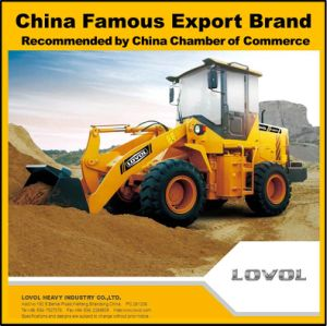 2 ton Mini Wheel Loader Professional Supplier pictures & photos