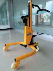 300kg Hand Drum Truck with High Quality pictures & photos