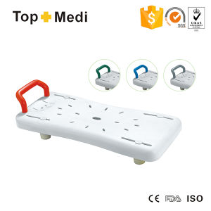 Topmedi TBB7931 Lightweight Waterproof Plastic Bath Board with Handle pictures & photos