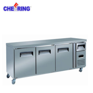 Commercial Stainless Steel Pizza Workbench Refrigerator pictures & photos