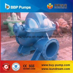Tpow Horizontal Split Case Centrifugal Pump with Diesel Engine pictures & photos