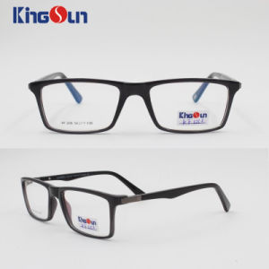 Tr90 Frame with Metal Mix Acetate Temple Optical pictures & photos
