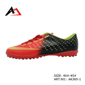 Football Sports Soccer Boots for Men Women (AK365-2) pictures & photos