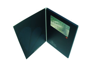 7inch LCD Video Brochure pictures & photos