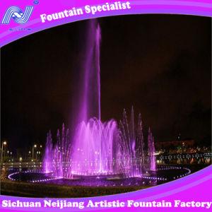 Music Dancing Fountain Program Control in Lake / River
