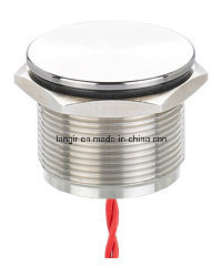 Langir 12mm Piezo Switch with Flat Head Stainless Steel (PZ-S12) IP68 pictures & photos