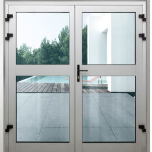 Anodized Aluminium Folding Sliding Door System Aluminum Window pictures & photos