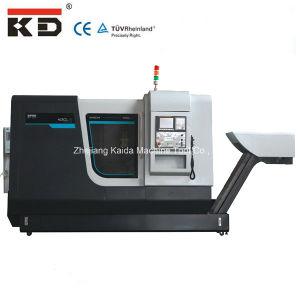 High Quality Precision Slant Bed CNC Lathe Machine Kdcl-28 pictures & photos