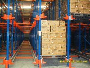 Adjustable Steel Warehouse Storage Shuttle Racking pictures & photos