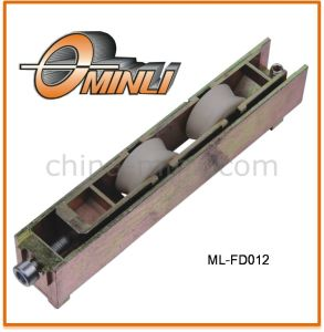Expert Manufacturer of Zinc Bracket Pulley with Double Roller (ML-FD012) pictures & photos