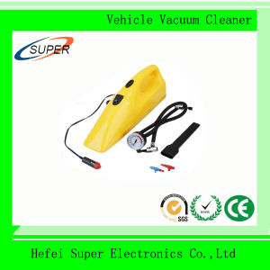 2016 Hot Sales 2 in 1 Handheld Car Vacuum Cleaner pictures & photos