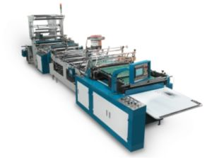 Fully Automatic Plastic Zipper Slider Bag Making Machine pictures & photos