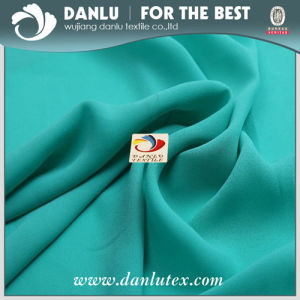 75D Polyester Crepe for Fashion/Polyester Moss Crepe Fabric pictures & photos