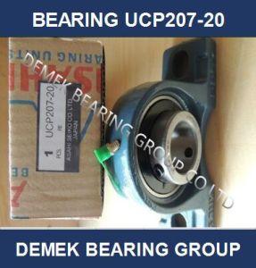 Asahi Inch Insert Ball Bearing Housing Pillow Block Bearing Ucp207-20 pictures & photos