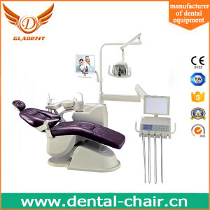 High Quality Big Panoramic Film Viewer Equiped Dental Chair Units pictures & photos
