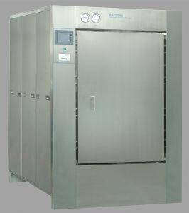 Horizontal Cylindrical Presssure Steam Digital Autoclave/Pulse Vacuum Autoclave / Double Door Steam Sterilizer pictures & photos