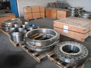 15CrMo Low Alloy Steel Flange pictures & photos