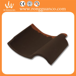 Dark Brown S Shape Roof Tile Panel (W056) pictures & photos