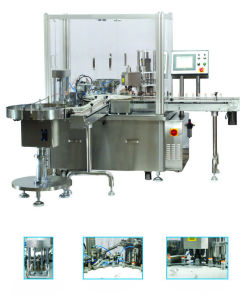 Zhonghuan Automatic Eye Drop Filling and Capping Machine pictures & photos