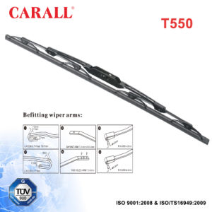 Carall Conventional Frame Wiper Blade pictures & photos