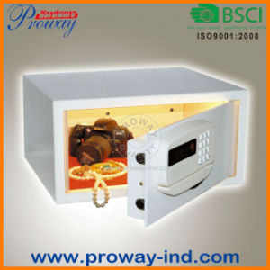 Hotel Digital LCD Lock Safe for Credit Card pictures & photos
