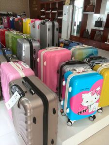 New Product Trolley Luggage Case pictures & photos