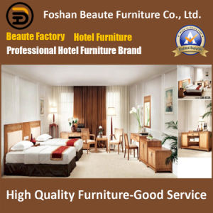 Hotel Furniture/Luxury Double Bedroom Furniture/Standard Hotel Double Bedroom Suite/Double Hospitality Guest Room Furniture (GLB-0109822) pictures & photos