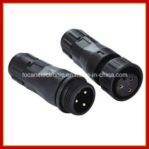 M16 2-18 Pin Waterproof Circular Connector IP68 pictures & photos