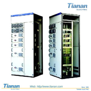 50 (60) Hz, 380~660 V/Gck1/IEC439 Secondary Switchgear / Three-Phase / Low-Voltage / Air-Insulated pictures & photos