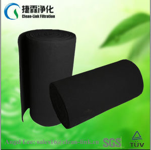 Carbon Filter Cotton/Carbon Filter Media/Carbon Filter Roll manufacturer in Guangzhou pictures & photos