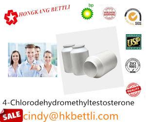 Anabolic Steroids 4-Chlorodehydromethyltestosterone 2446-23-3 Turinabol pictures & photos