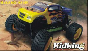 1/16th 4WD Electric Power Monster pictures & photos