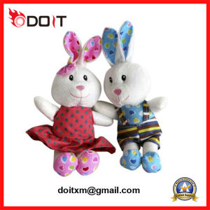 Ce Certificate Customized Soft Toys Rabbit Stuffed Animal Plush Toys pictures & photos