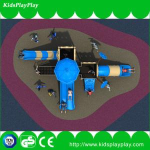 Children Playground Outdoor Slide in Amusement Park Playground pictures & photos