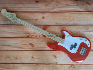 Precision Electric Bass Guitar with 4 String pictures & photos