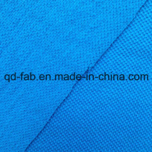 Hemp/Cotton Mesh Jersey Fabric (QF14-1458) pictures & photos