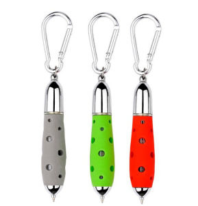 Promotional Shaped Colorful Carabiner Pen pictures & photos