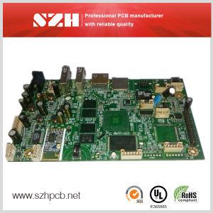 Intercom Ssystem OEM SMT Multilayer PCBA Board pictures & photos