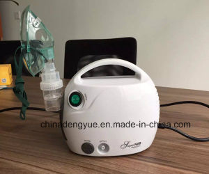 China Supplier Medical Compressor Nebulizer for Home/Hospital Use Medical Equipment pictures & photos