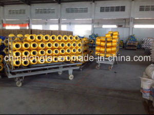 600d Polypropylene Colorful High Tenacity Multifilament Yarn pictures & photos