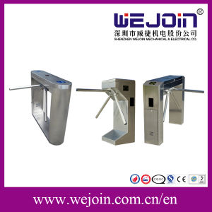 Shenzhen OEM Pedestrian Retractable Automatic Speed Gate & Turnstile Gate ( pictures & photos