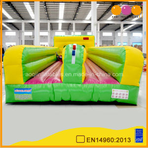 Inflatable Bungee Run Interacter Sport Game (AQ1717-2) pictures & photos