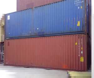 40 Ft Used Shipping Containers for Sale in Qingdao pictures & photos