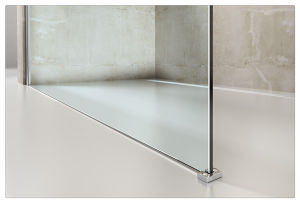 Russia Market Very Welcome Simple Glass Design Shower Room pictures & photos
