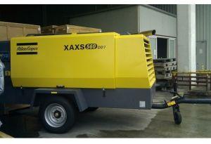 Atlas Copco Portable Screw Air Compressor (XAXS560Dd) pictures & photos