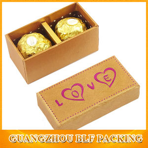 Cardboard Custom Made Chocolate Boxes (BLF-GB547) pictures & photos