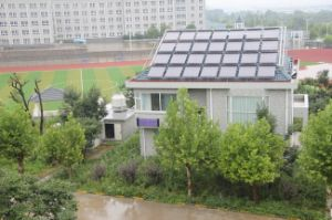Solar PV Air-Cooled Heat Pump Unit (GFRP-290) pictures & photos